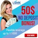 UnitFx Broker – 50$ Forex No Deposit Bonus from a Swiss Forex Trading Platform!