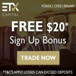 ETX Capital Broker – Trade Forex or Binary Options Without Deposit!