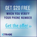 XTrade Broker – 20$ No Deposit Bonus, First Trade Risk Free & Deposit Bonus!