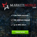 MarketsWorld Broker Review – Binary Options Small Minimum Trade Size
