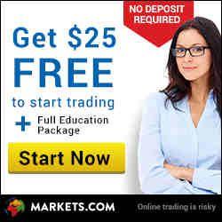 No deposit binary options brokers 2016