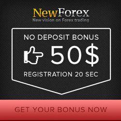 Forex no deposit bonus 50$ 2013