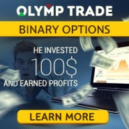 Olymp Trade Broker Review – Free Binary Options Demo Account of 10,000$