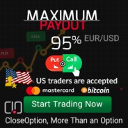 Close Option Broker Review – Binary Options No Deposit Bonus & Low Minimum Deposit!
